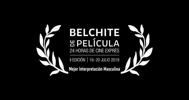 Mejor interpretación masculina, Belchite 2019
